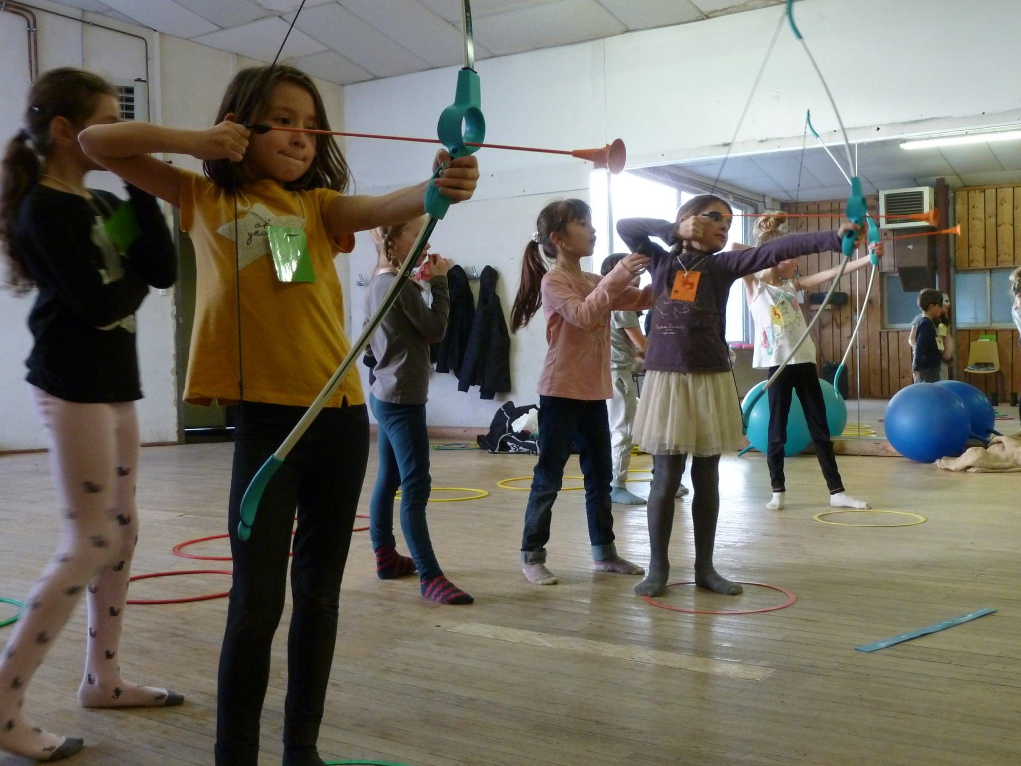 Happysport encadre des activités ludiques et sportives pour l'anniversaire des enfants
